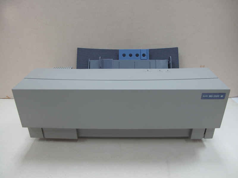 Refurbished ALPS MD-5500 Thermal Printer with English Windows Driver A00B4AA0011H