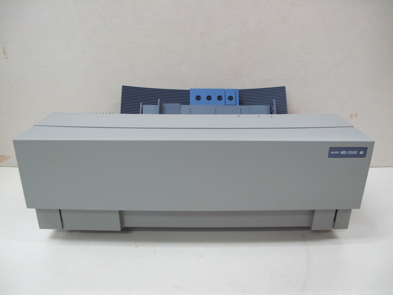 Refurbished ALPS MD-5500 Thermal Printer with English Windows Driver A00B50D0320H