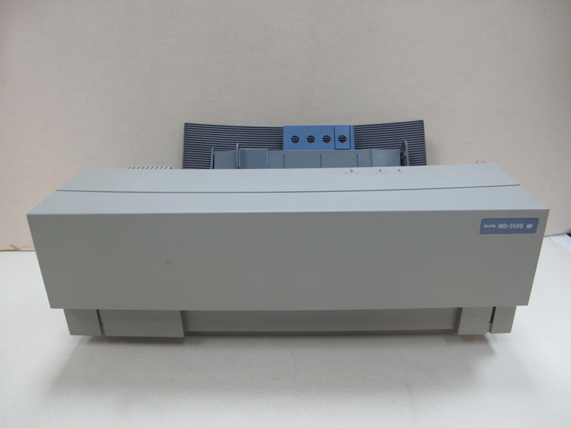 alps printer repair service