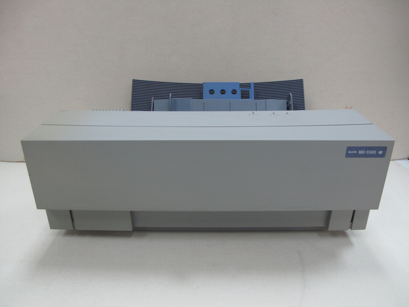 Refurbished ALPS MD-5500 Thermal Printer with English Windows Driver A00BY3C0017H