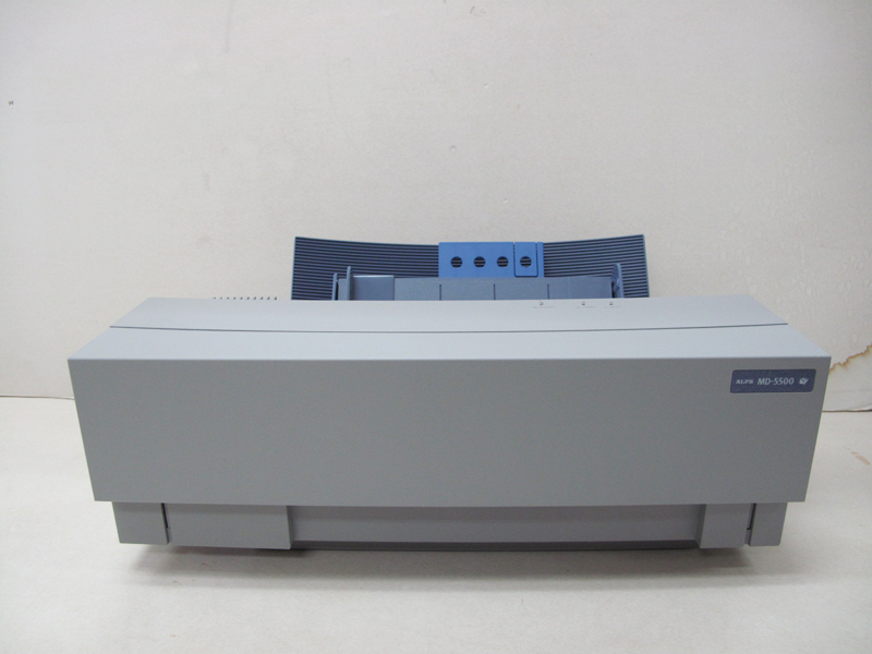 NEW ALPS MD-5500 Thermal Printer with English Windows 98/XP Driver A00BYAE0005H