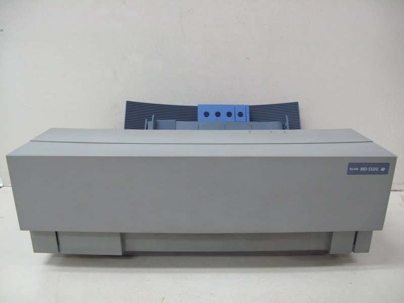 ALPS Factory Refurbished ALPS MD-5500 Thermal Printer with English Windows Driver A00BZ0B0032H