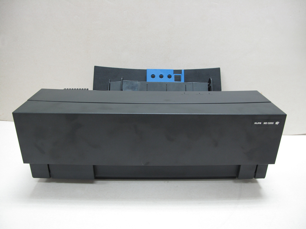 Refurbished MD5000 Thermal Printer with English Windows 98/XP Driver BZ8D0113H band count 71895
