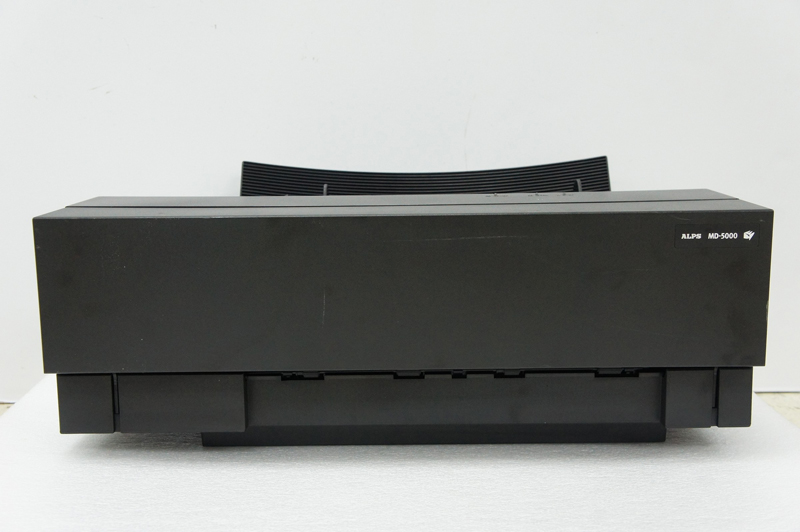 Refurbished MD5000 Thermal Printer with English Windows 98/XP Driver J19A1058H band count 30801