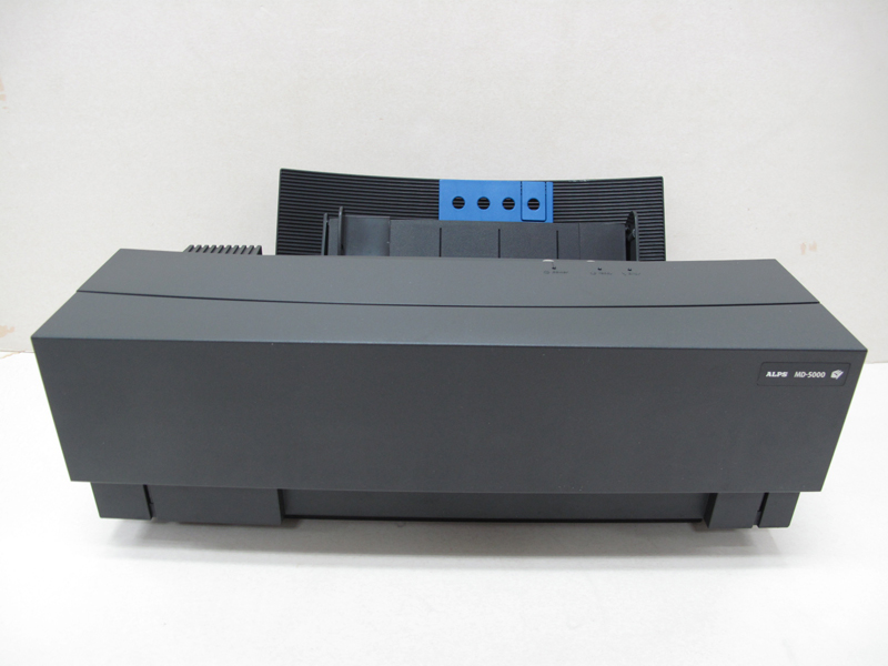 Refurbished MD5000 Thermal Printer with English Windows 98/XP Driver JZ8B0036H band count 53027