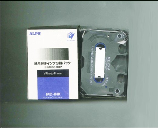 MDC-PREP Alps VPhoto Primer MicroDry (MD) Ink Cartridge